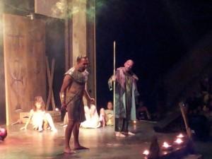 il figlio del Nilo a destra Marco Vezzani a sinistra Frank Lisi