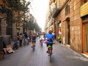 in-bicicletta